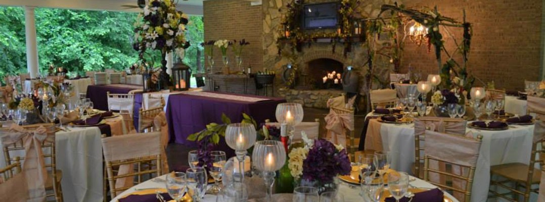 Oakwood Terrace reception and special events venue