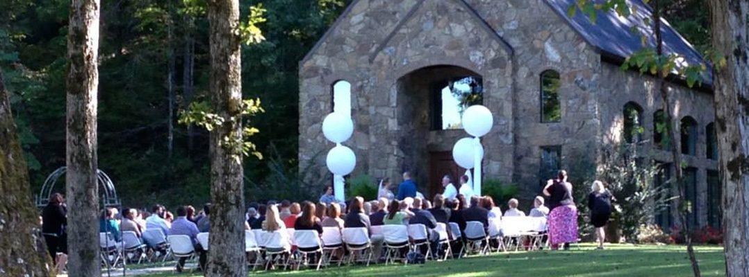 St. John's Chapel by the Creek Outdoor Ceremonies image